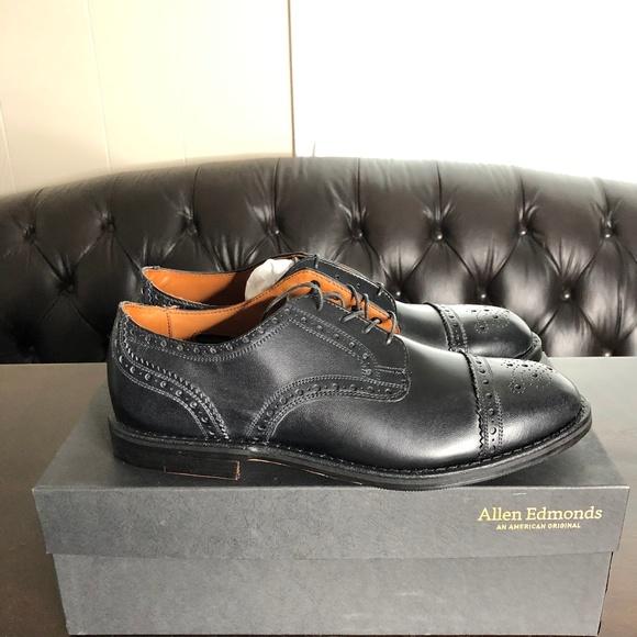 Allen Edmonds Whitney Captoe Shoe